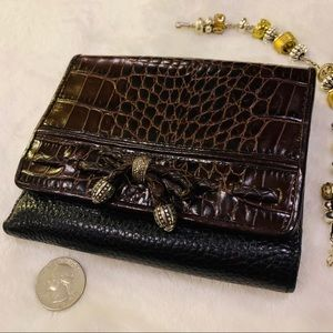 Wallet Leather Vintage Brighton